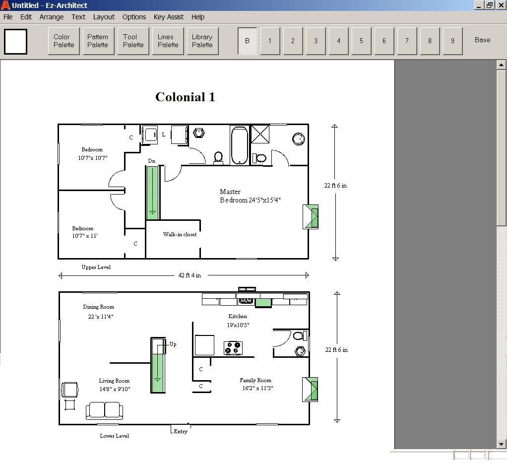 Design your own home plans home design for Make your own house blueprints