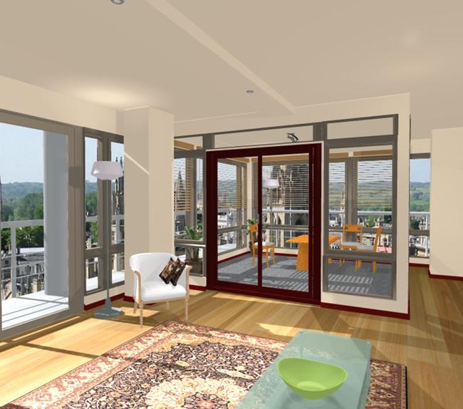 Interiors Professional -- Mac OS X Home Design Software